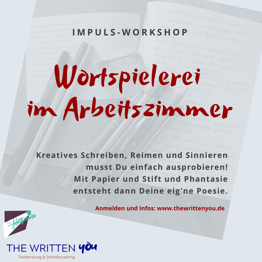 Impulsworkshop Kreatives Schreiben